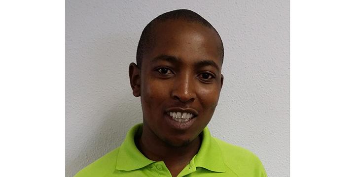Fezile Hlatswako – March 2015