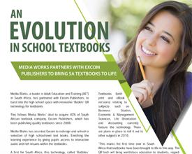 An evolution in school textbooks